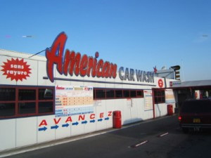 American Car Wash Villabé
